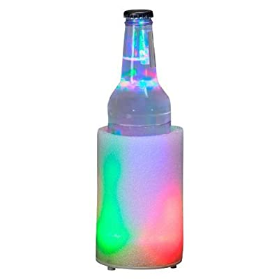 Amazon.com : LED Light Up Koozie : Sports Fan Cold Beverage Koozies
