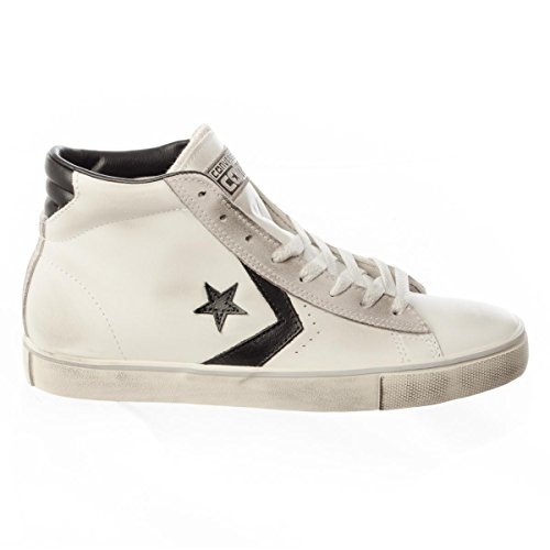 CONVERSE LEATHER STAR WHITE SIZE EUR.44