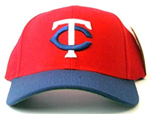 Minnesota Twins American Needle Cooperstown 500 Retro 1973 Leather Backstrap Cap by American Needle