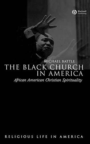 The Black Church in America: African American Christian Spirtuality (Religious Life in America)