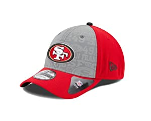 NFL San Francisco 49ers 39Thirty Draft Cap, Large/X-Large
