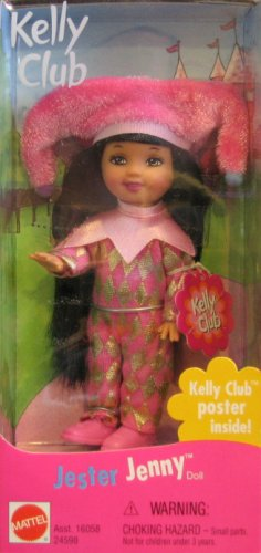 Barbie JESTER JENNY Doll Kelly Club (1999 From Canada) - 1