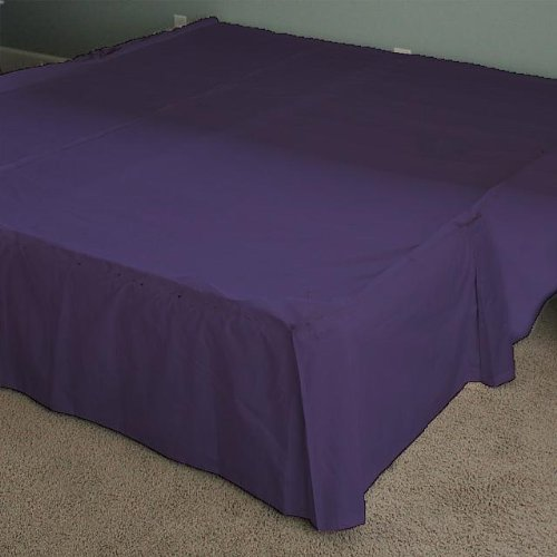 12 Inch Drop Bedskirt front-1077901
