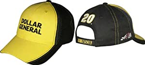 Matt Kenseth CFS Dollar General Fan Up Hat - 2014 by Checkered Flag