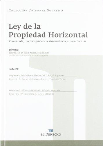 Ley de propiedad horizontal (Codigos Comentados Ts)