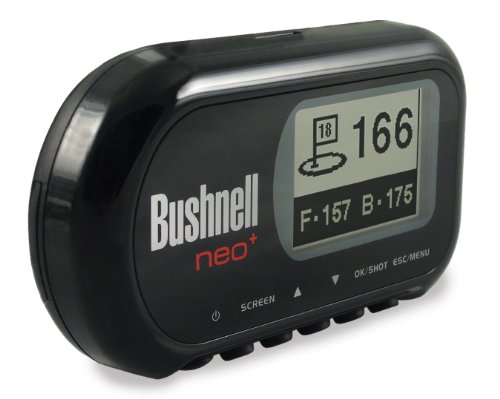 Bushnell 368156 gps de golf neo+