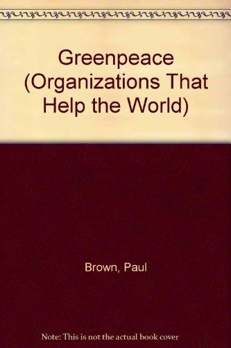 greenpeace-organizations-that-help-the-world