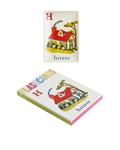 Rosanna Flashcards House Tray