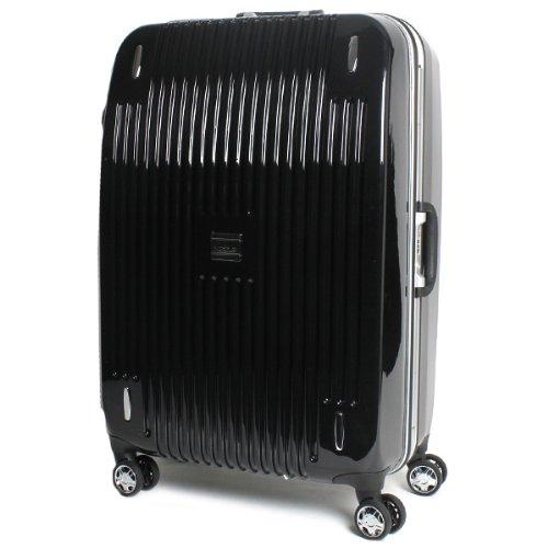 NICOLE ニコル スーツケース NC-004 100L BLACK