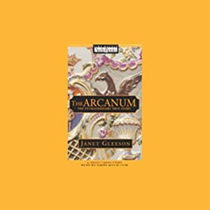 The Arcanum Audiobook