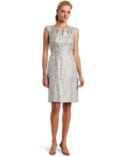 Jax Women's Jacquard Dress