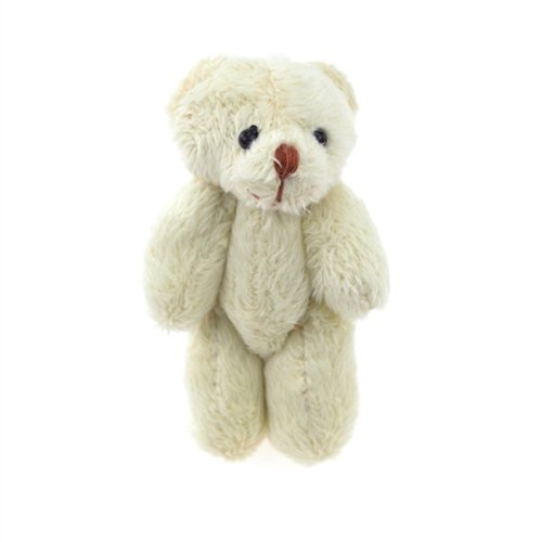 firefly-imports-fcfb11058ivy-03x-miniature-jointed-teddy-bear-3-pack-3-ivory
