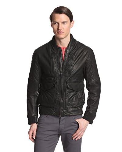 Andrew Marc Men's Wade Leather Jacket