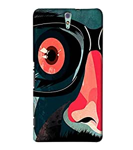 Design Cafe Back Cover for Sony Xperia C5 Ultra