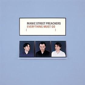 Imagem da capa da música Further Away de Manic Street Preachers