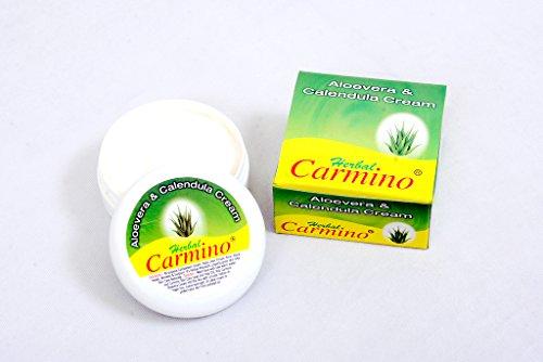 Day & Night Cream Combo ( Carmino Aloevera Calendula Cream 100 G & Carmino Complexion Cream 50 G)