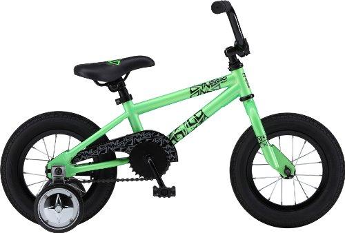 Dyno Vertigo BMX Bike with Coaster Brake, 12-Inch, Green