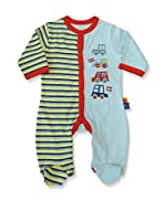 Pitter Patter Baby Gifts Pelele (Multicolor)
