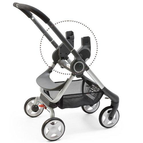stokke xplory scoot car seat adaptor maxi cosi. Black Bedroom Furniture Sets. Home Design Ideas
