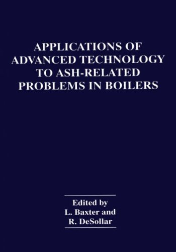 Applications of Advanced Technology to Ash-Related Problems in Boilers (Symposia) (Boiler Colloid compare prices)