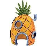 Penn Plax Spongebobs Pineapple Home Ornament