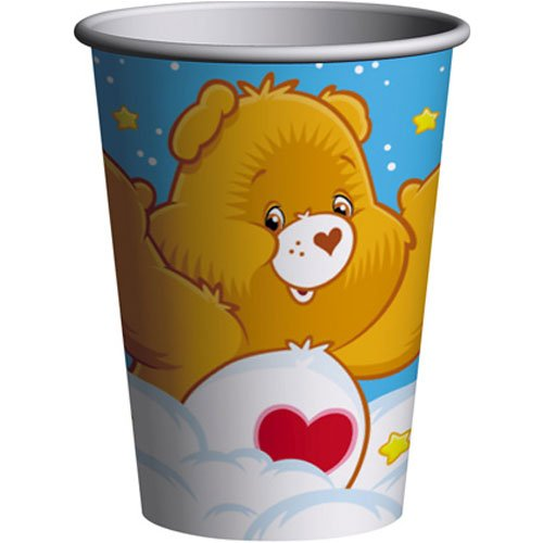 Care Bears Rainbow Paper Cups (8ct)