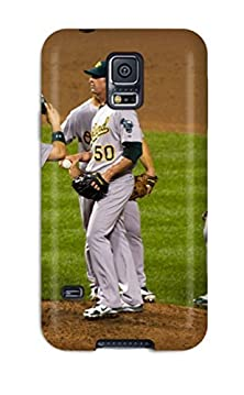 buy Oakland Athletics Mlb Sports & Colleges Best Samsung Galaxy S5 Cases 3801400K279135328