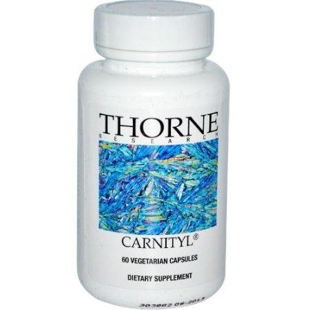 Carnityl (500Mg) 60 Capsules