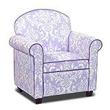 Zippity Kids Jill Chair - Ozborne Wisteria