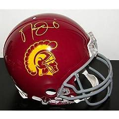 Matt Leinart Autographed Signed Usc Trojans Authentic Proline Helmet Gtsm -...