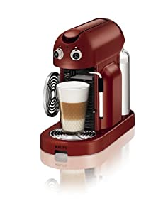 Krups XN8006 Nespresso Maestria, rot