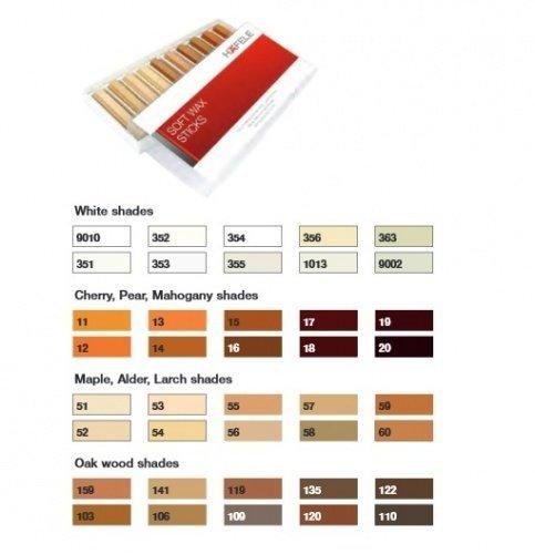 suave-palo-de-cera-variedad-masilla-para-madera-paquete-de-10-blanco-tonos-colores