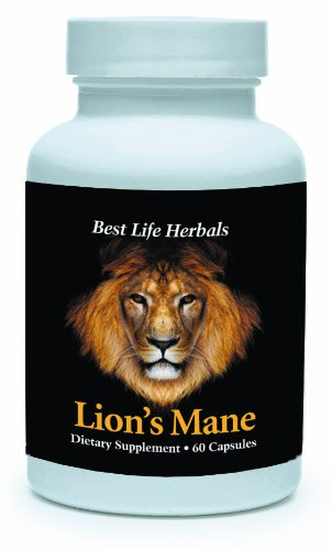Lion'S Mane Dietary Supplement 60 Capsules The Last Memory Booster You'Ll Ever Need. Incredible Brain-Building Power Unlocked