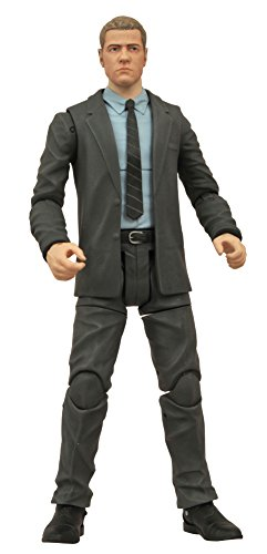 Diamond Select Toys Gotham Select: Jim Gordon Action Figure at Gotham City Store