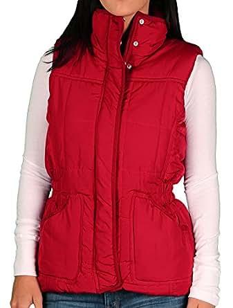 Great Northwest Indigo Ladies Puffer Vest At Amazon Women
