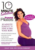 10 Minute Solution - Prenatal Pilates