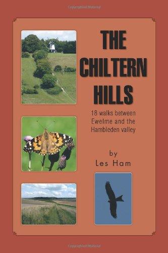 The Chiltern Hills: 18 Walks Between Ewelme and the Hambleden Valley