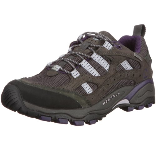 Merrell Women's PANDORA VENT WTPF/DARK SHADOW/GOTHIC GR J88276 Sports Shoes - Hiking Grey EU 41