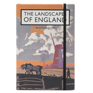 The Landscapes of England'' Notebook