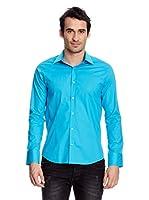 Redbridge Camisa Hombre (Turquesa)