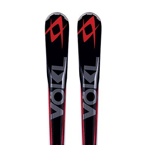 Volkl Rtm 80 2015 Mens Skis With Bindings 166cm, Ipt Wr 12.0 D