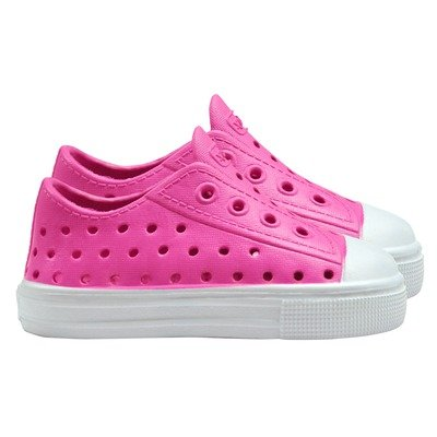 i play. Unisex-Baby Infant Summer Sneaker, Pink, 7