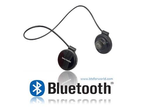 Bluetoothスポーツタイプステレオヘッドホン-iPhone3G/3GS-軽量-マイク内蔵