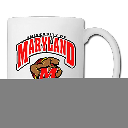Ysovav Custom University Of Maryland College Park Ceramic Mug 15 Oz For Coffee/tea/espresso/milk/water (K Cups Chicken Broth compare prices)