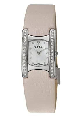 Ebel Women's 9057A28-1991035530 Beluga Manchette Diamond Watch
