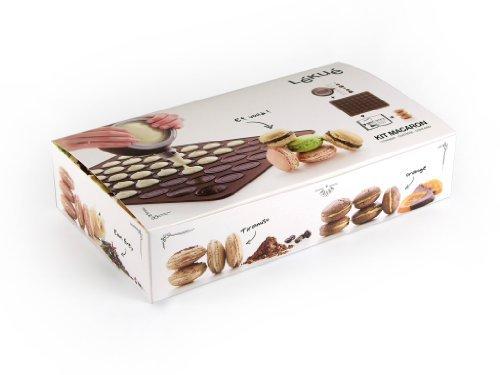 Lekue Macaron Kit  Decomax Pen and Baking Sheet