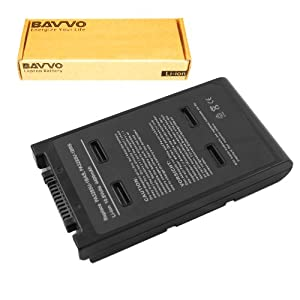 TOSHIBA PABAS073 Laptop Battery - Premium Bavvo® 6-cell Li-ion Battery