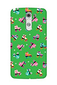 ZAPCASE Printed Back Case for LG G3 Stylus