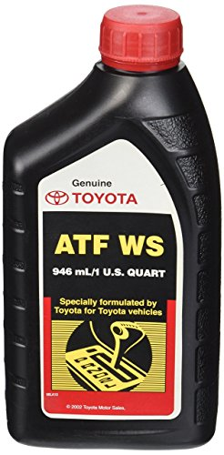 Genuine Toyota Lexus Automatic Transmission Fluid 1QT WS ATF World Standard (Automatic Transmission Toyota compare prices)
