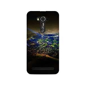 TAZindia Designer Printed Hard Back Case Mobile Cover For Asus Zenfone Laser 2 ZE500ML
